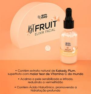 BT Fruit Elixir Facial - Bruna Tavares