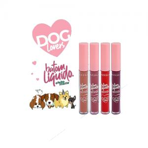 Batom Líquido Dog Lovers - Vizzela