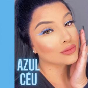 Delineador Líquido Azul - Luv Beauty
