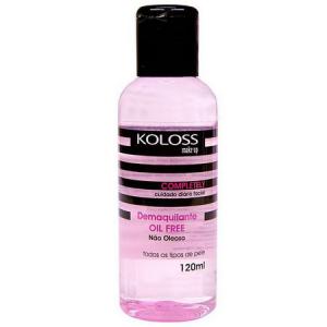 Demaquilante Oil Free - Koloss