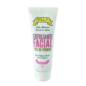 Esfoliante Facial Pele de Pessego - Dalla Makeup