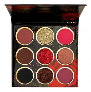 BT Red Rose Palette - Bruna Tavares