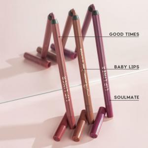 Lápis de Contorno Labial Lip Liner by Mari Saad - Océane