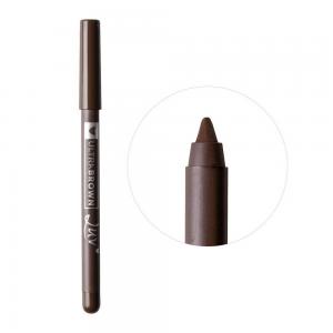 Lápis Delineador de Olhos Ultra Brown - Luv Beauty