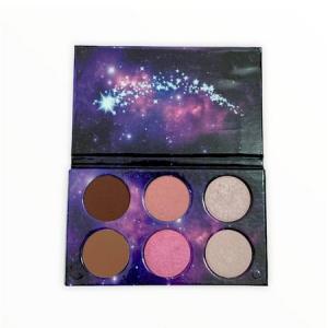 Paleta de Contorno, Blush e Iluminadores Star Skin by Tatti Bueno - Maikaii