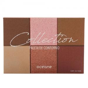 Paleta de Contorno Collection - Océane