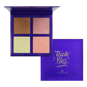 Paleta de Iluminador Rich Bliss Mari Maria - TB Make