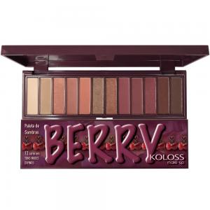 Paleta de Sombras Berry - Koloss