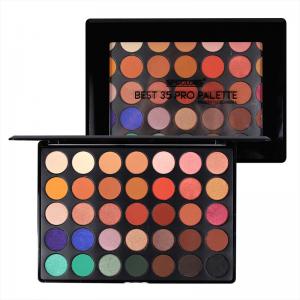 Paleta de Sombras Best 35 Versão 1 - SP Colors