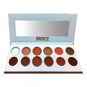 Paleta de Sombras Bronze - Bella Femme