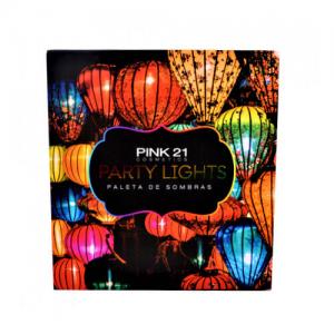 Paleta de Sombras Party Lights - Pink 21