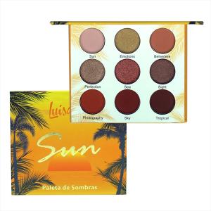 Paleta de Sombras Sun - Luisance