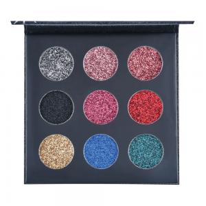 Paleta Shine Glitter Cremoso HB8407/B - Ruby Rose