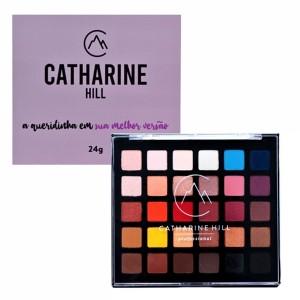 Paleta de Sombras Variadas 30 Cores  - Catharine Hill