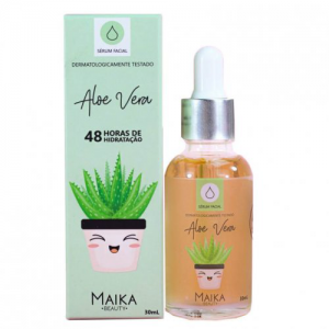 Sérum Facial Aloe Vera - Maika