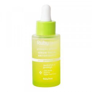 Serum Facial Antioxidante Proteção Urbana - Ruby Rose