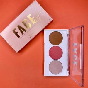 Paleta Face Kit 2 - Luv Beauty